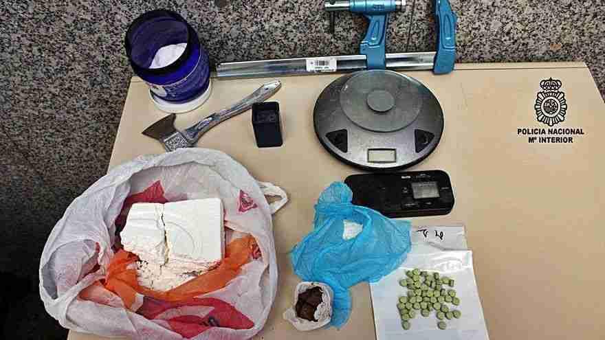 Delito De Tentativa De Tráfico De Cocaína